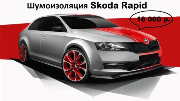 ШВИ Skoda Rapid