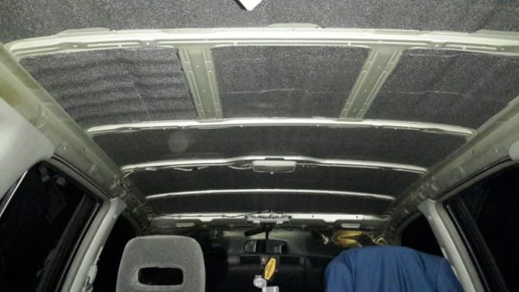 Шумоизоляция Хонда СРВ 3