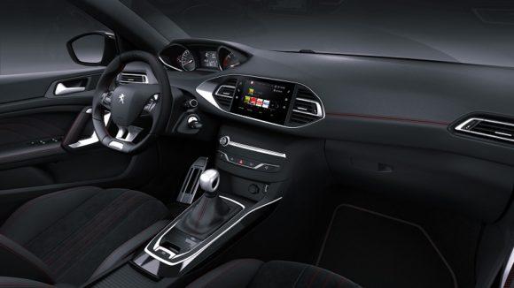 Шумоизоляция Peugeot 308